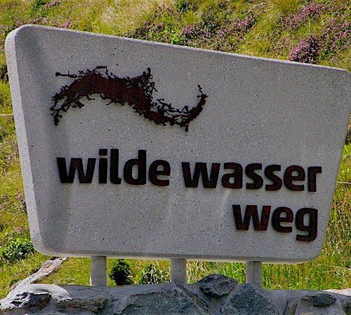 Start Wilde Wasser Weg / Stubai
