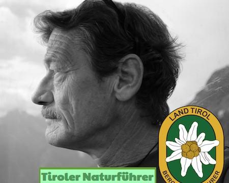 Bergwanderführer-Tirol ist nun auch ein Tiroler Naturführer