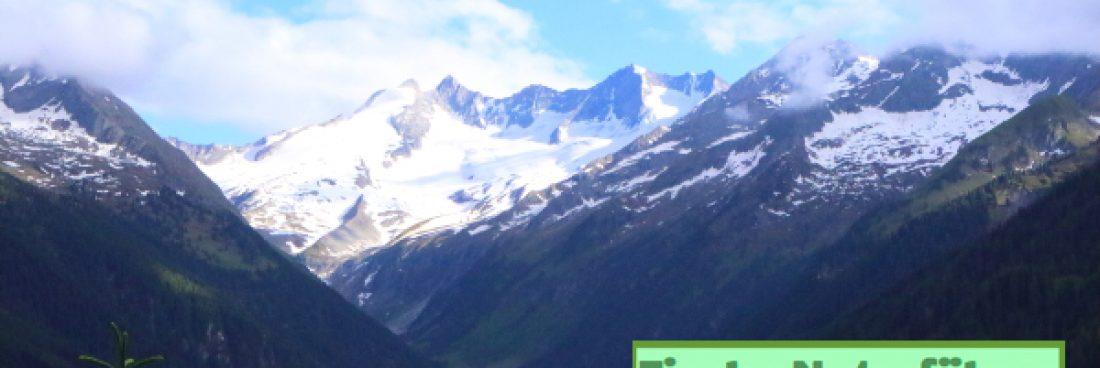 Tiroler Naturführer – Modul 4 (Gebirge)